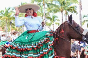 The daily life of Puerto Vallarta as a tourist attraction