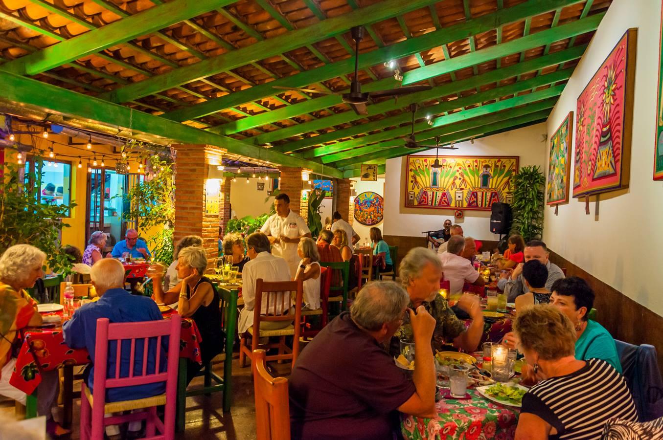 El Arrayán: quince años del mejor restaurante de comida mexicana