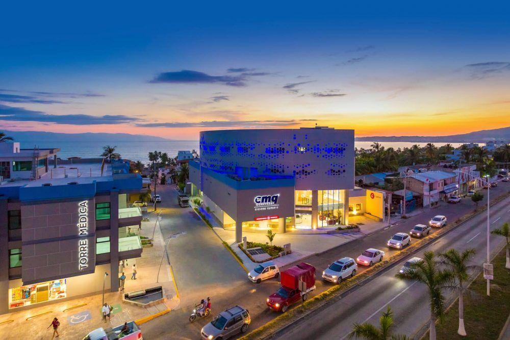 Servicios médicos en Puerto Vallarta y Bahía de Banderas