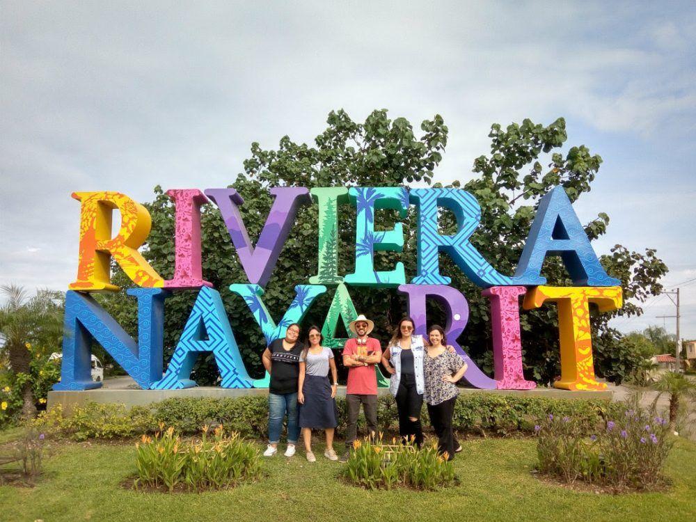 Nayarit atrae a periodistas de Sudamérica
