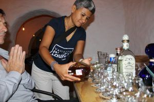 Un Tequila Taste con buena Estrella