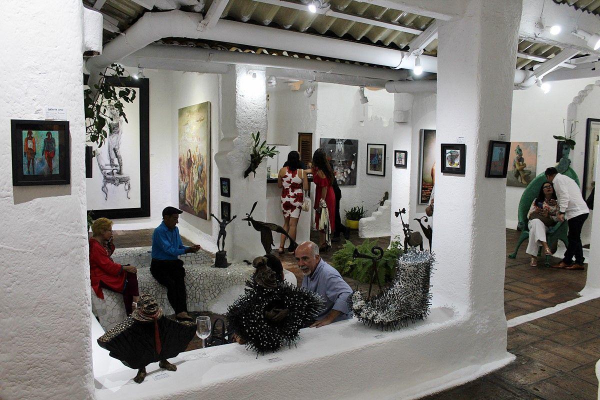 Artwalk Puerto Vallarta