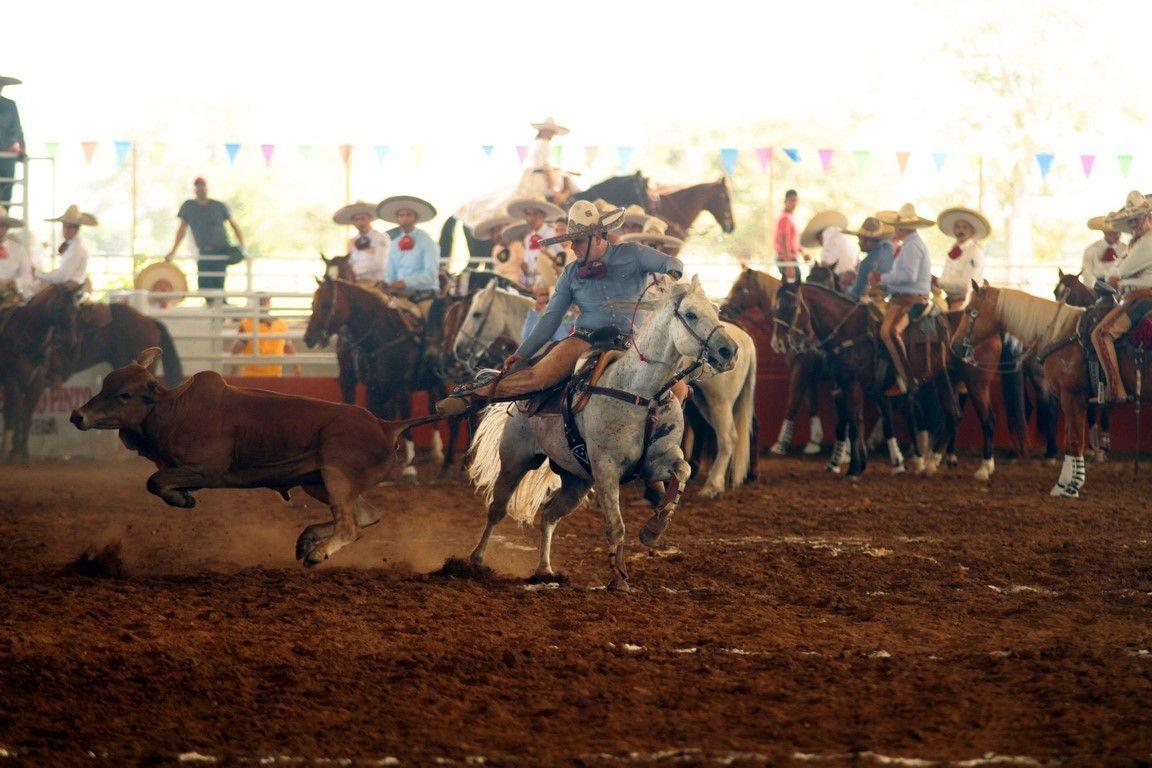 Vallarta, sede del Campeonato Internacional Charro