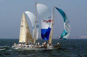 Temporada de regatas en Bahía de Banderas