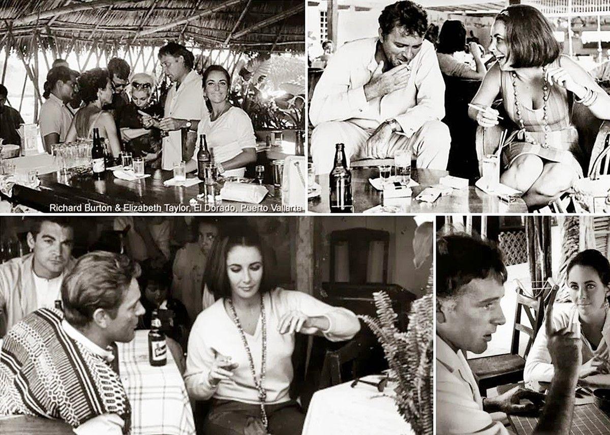 La noche de la iguana: Una película épica en la historia de Vallarta