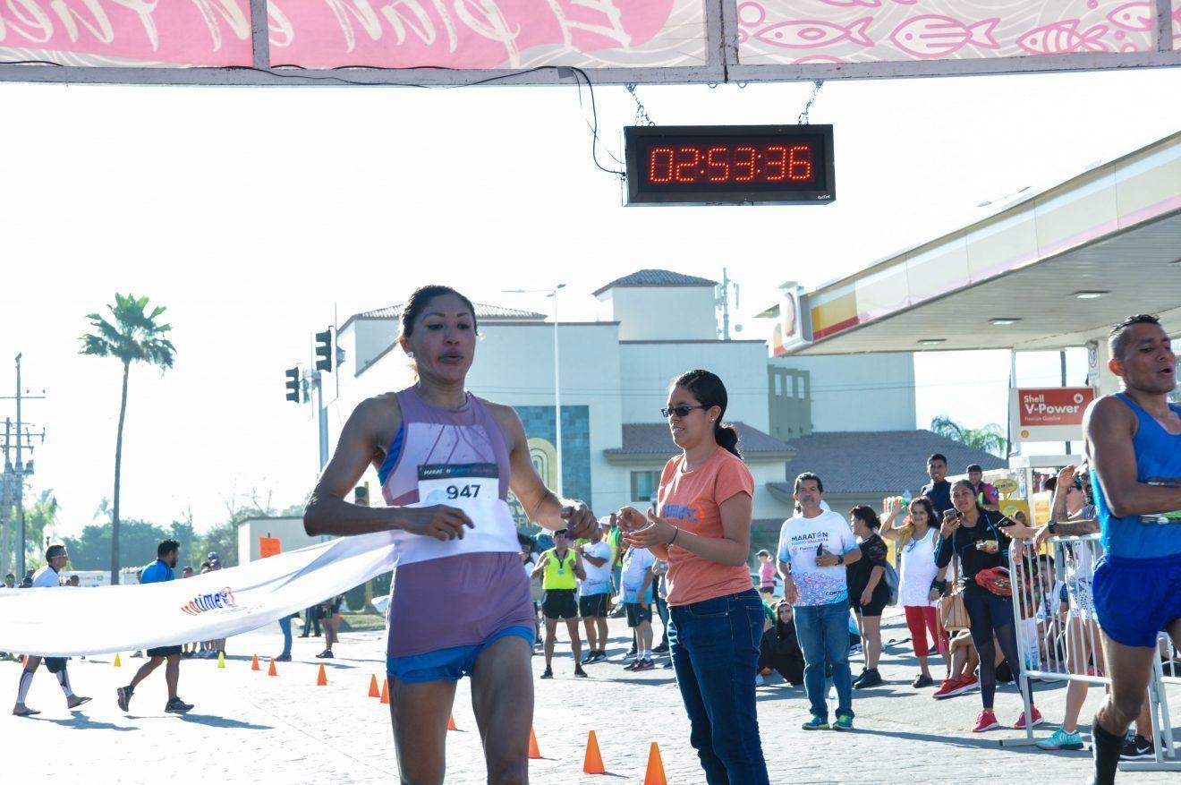 Maratón Puerto Vallarta