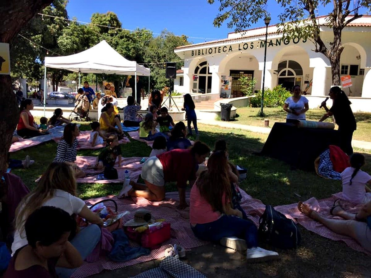 Biblioteca Los Mangos: 20 años creando comunidad en Vallarta
