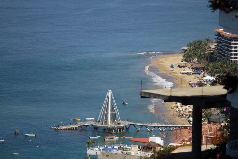 Playa Olas Altas, el lugar de las grandes olas