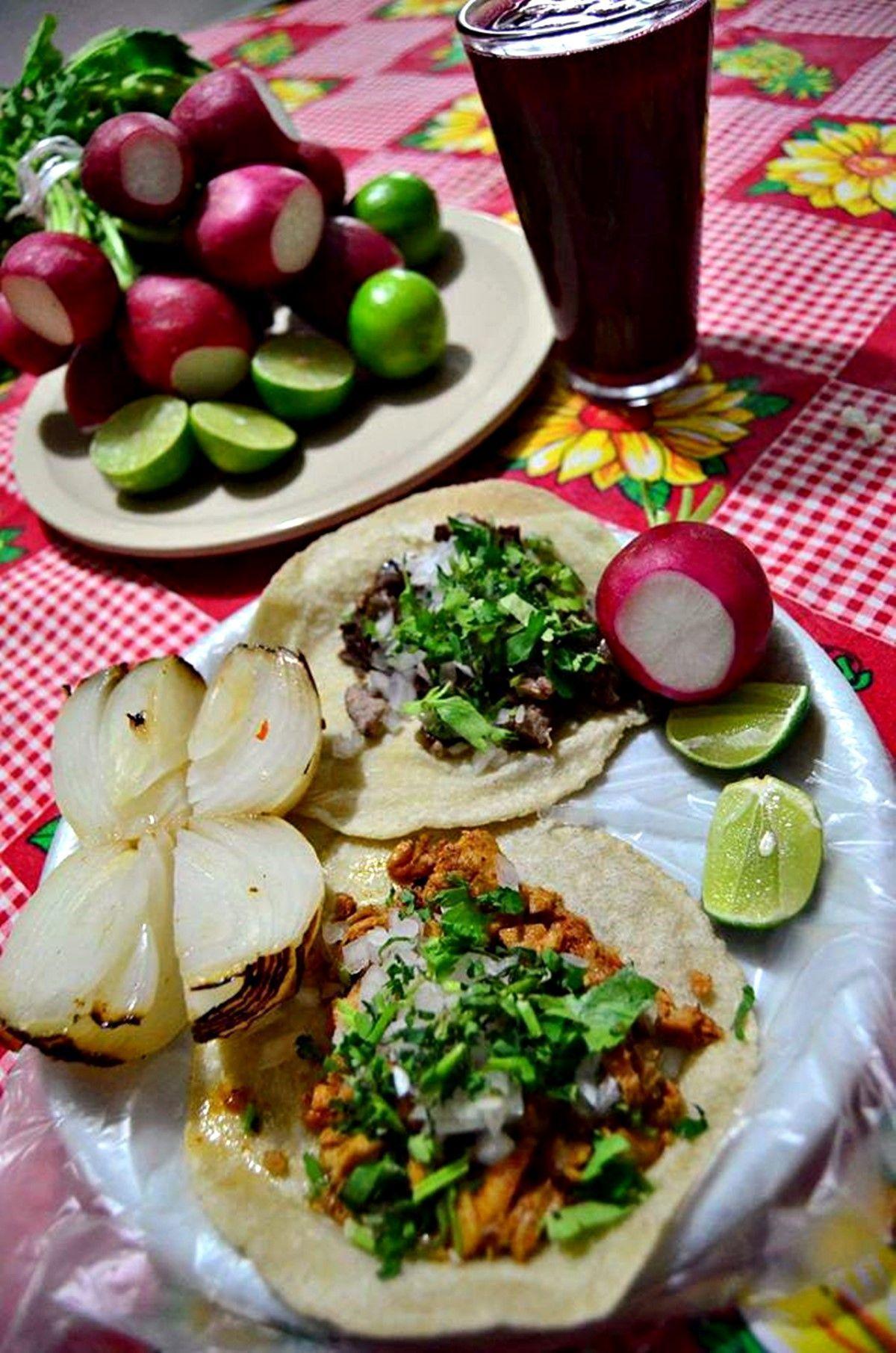 Tacos, un platillo mexicano por excelencia