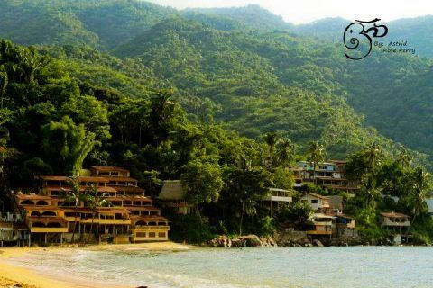 Yelapa the main attraction of Cabo Corrientes