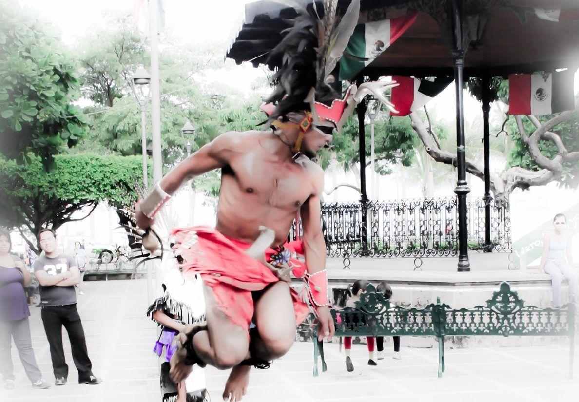 Danza prehispánica en Vallarta, una tradición milenaria
