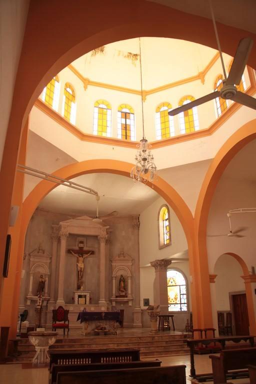 Templos de Bahía de Banderas, San Juan de Abajo