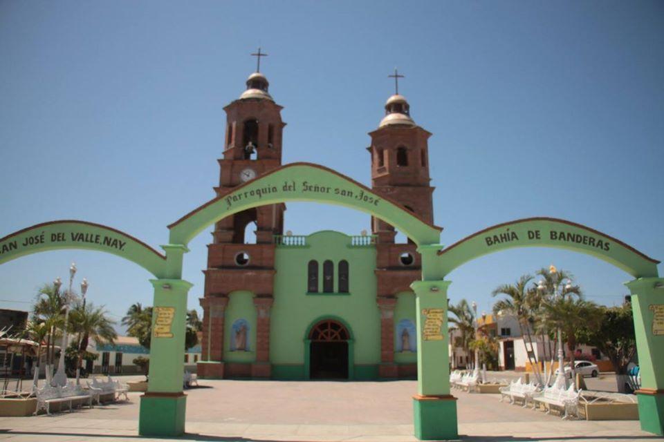 Templos de Bahía de Banderas, San José del Valle