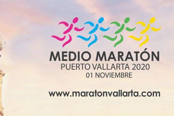XVII Medio Maratón y 5K Puerto Vallarta 2020