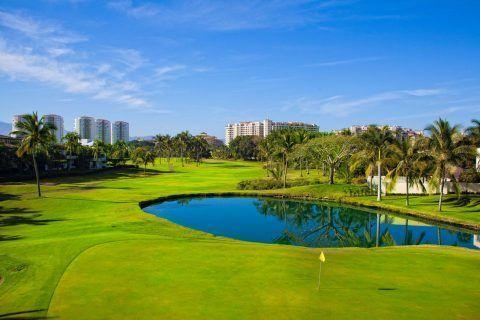 Campos de Golf en Puerto Vallarta, escenarios de talla mundial