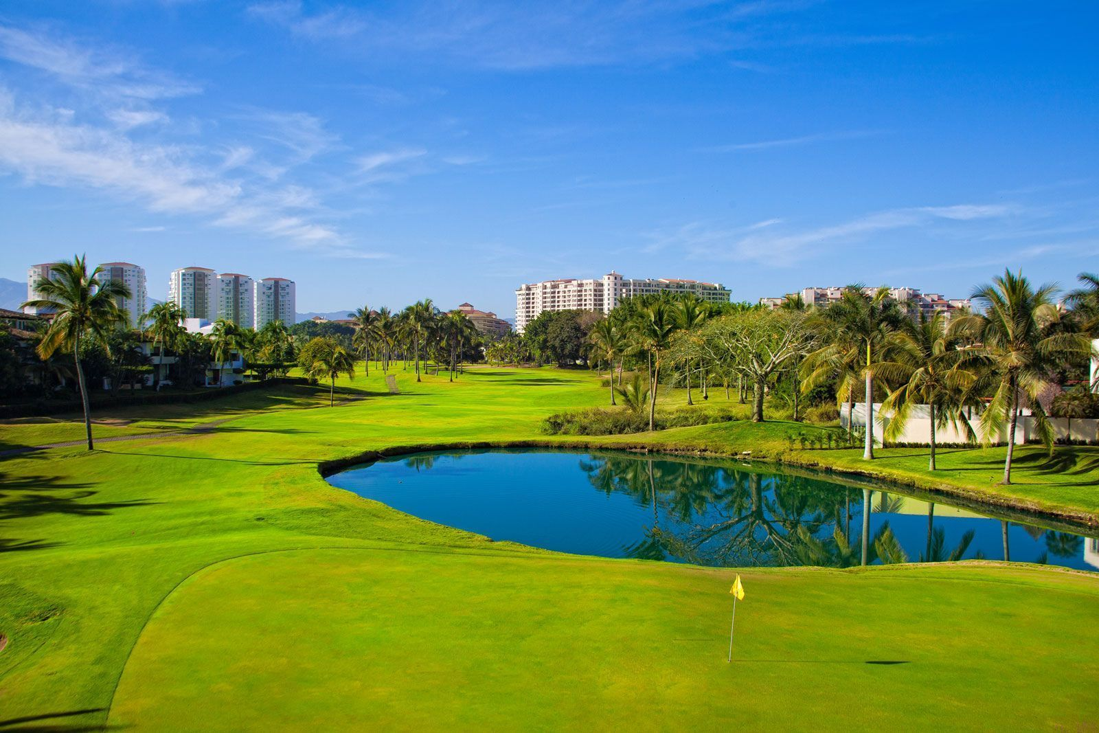 Golf Courses in Puerto Vallarta, world-class stages