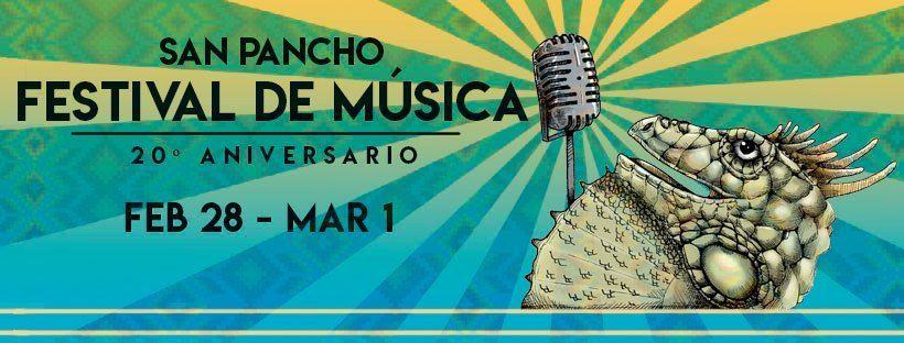 20th Anniversary San Pancho Music Festival
