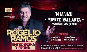"""Rogelio Ramos gira 2020 """"Entre Broma y Broma"""""""