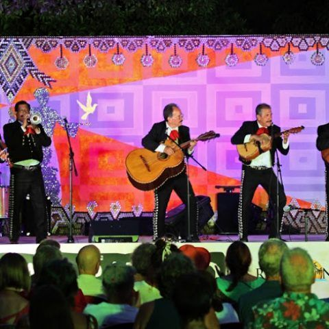 Live the 20th San Pancho Musical Festival, cultural capital of the Riviera Nayarit
