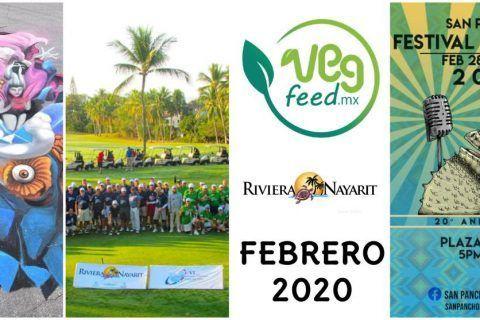 Febrero 2020: Eventos imperdibles en la Riviera Nayarit