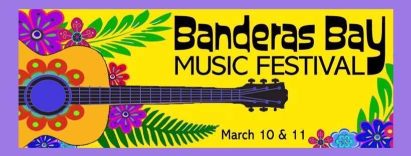 eventos en marzo- Banderas Bay Music Festival