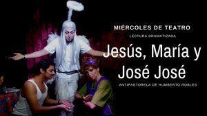Jesús, María y José José