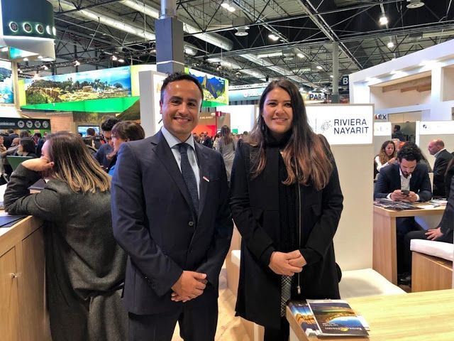 Riviera Nayarit is projected as a luxury destination in the Fitur of Madrid 2020