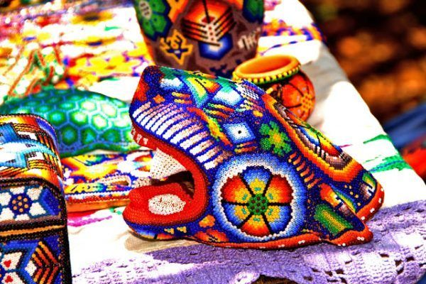 Huichol Crafts: The best and most beautiful in Mexico