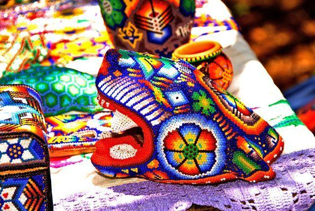 Artesanía Huichol: La mejor y más hermosa de México