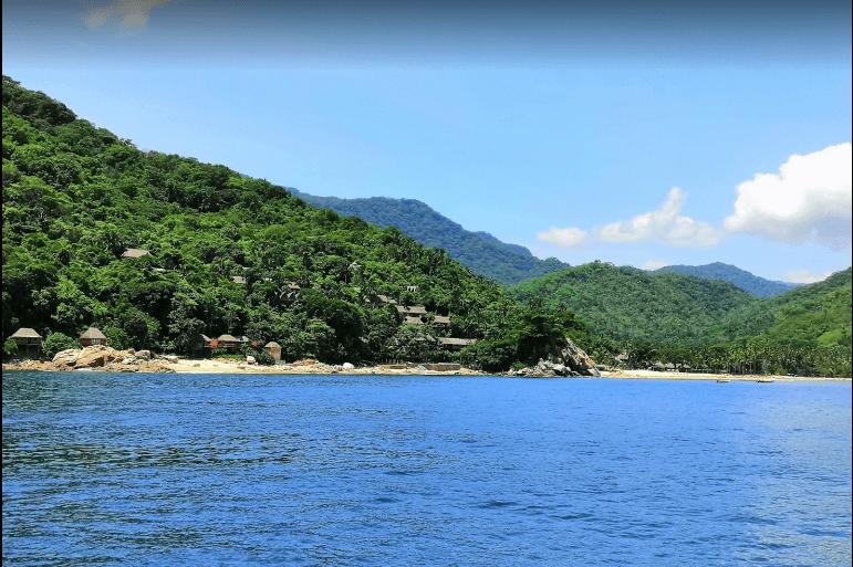 Quimixto, pueblo pintoresco de dulce mar