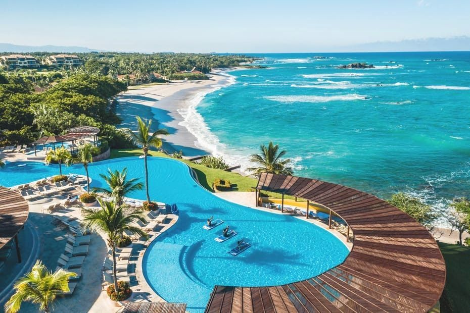 Condé Nast Traveler otorga premio 2019 a tres hotelesde Riviera Nayarit