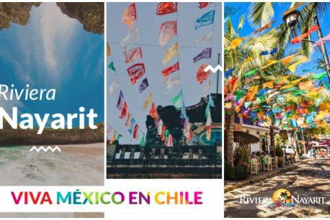 La Embajada de México en Chile promueve a Riviera Nayarit