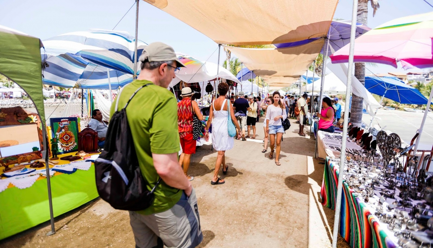 Farmer's Market returns to the Riviera Nayarit