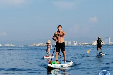 Paddle Board en Vallarta Sup Tours, una celebración a la vida