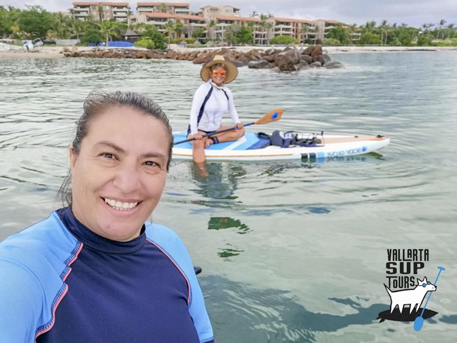Vallarta Sup Tours en la Bahía de Banderas