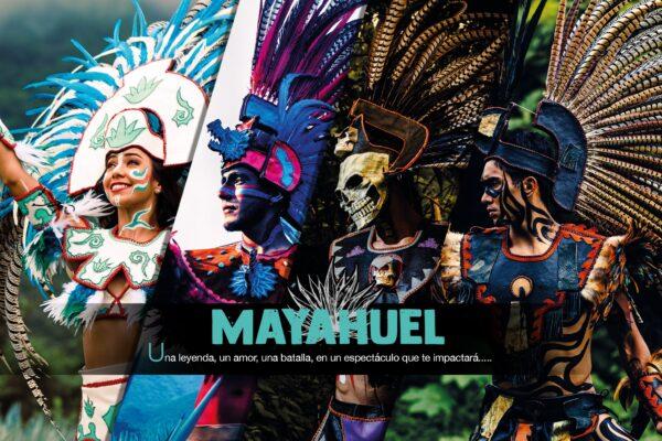 Mayahuel – Cena & Show
