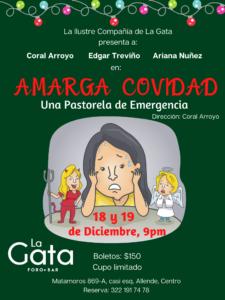 """""""Amarga Covidad"""""""