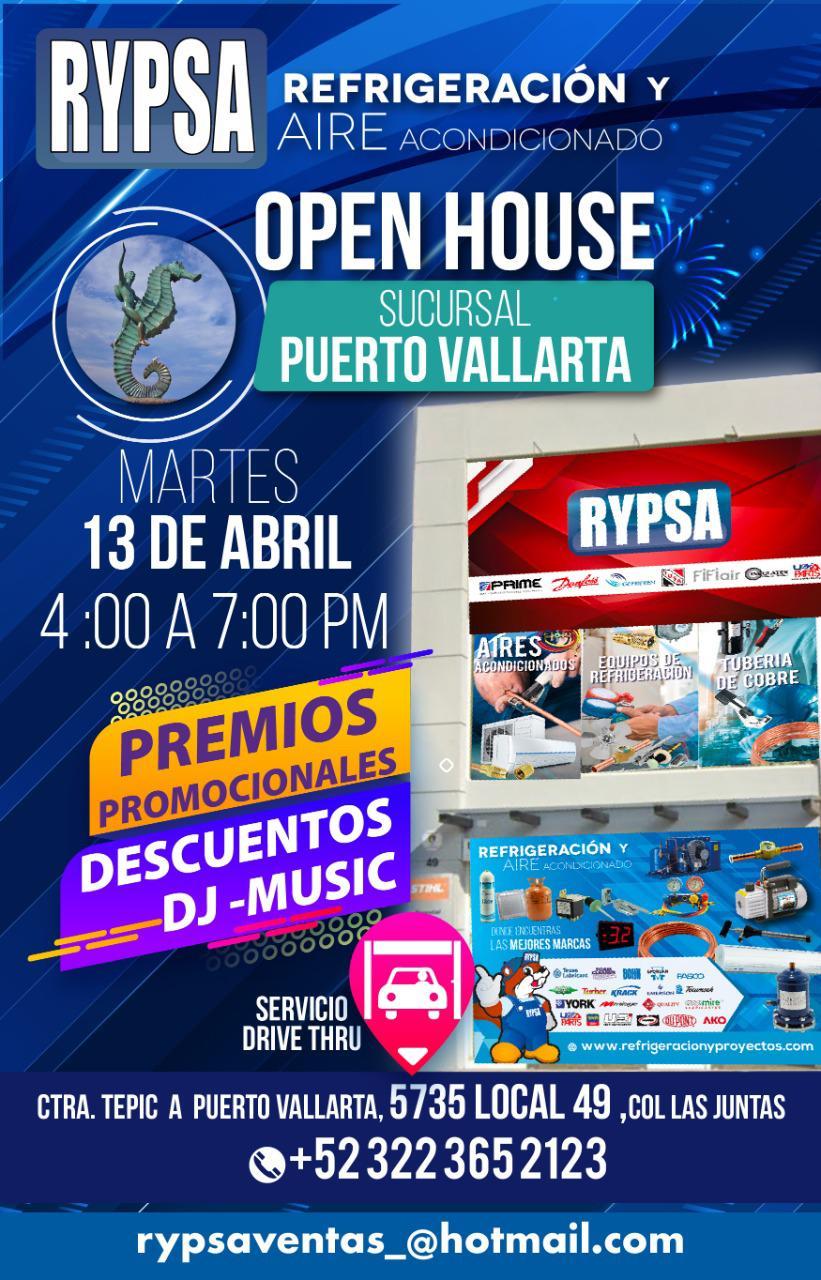 RYPSA Open House