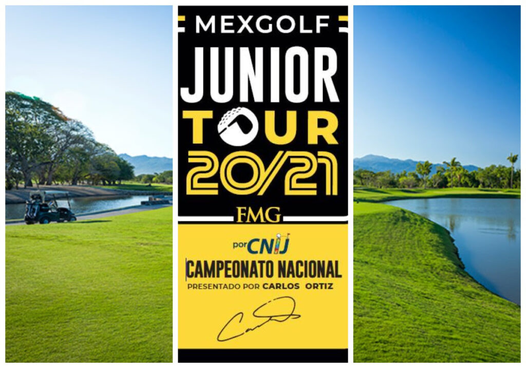 Mexgolf Junior Tour 2021
