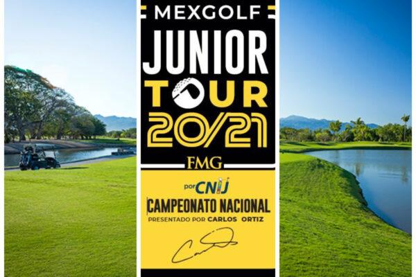 Mexgolf Junior Tour 2021