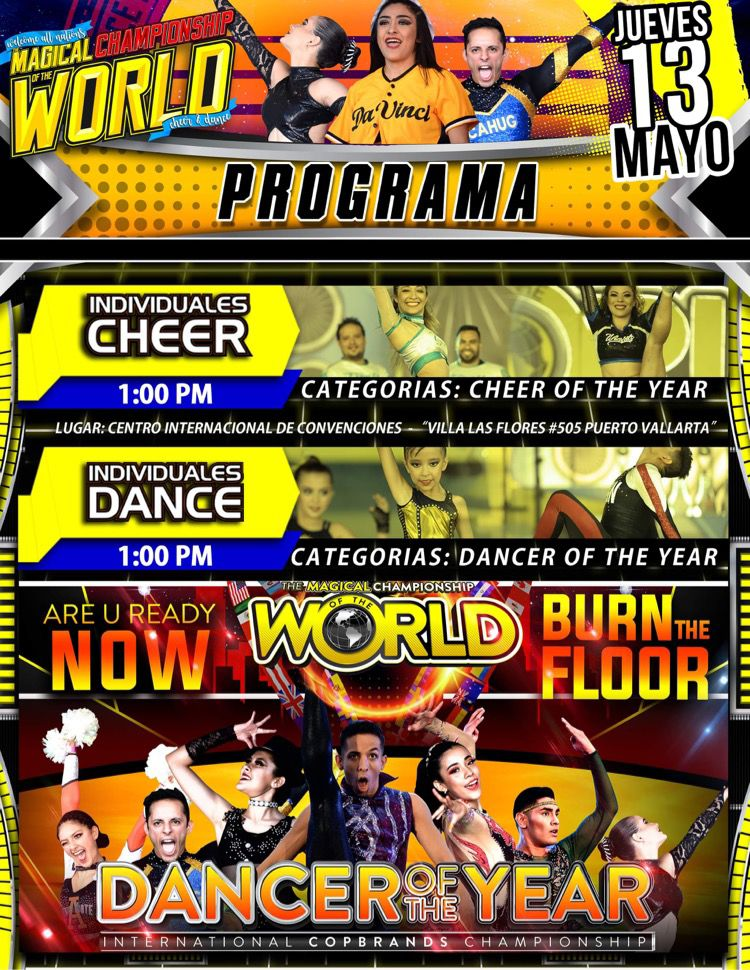 The Magical Championship World Cheer and Dance 2021
