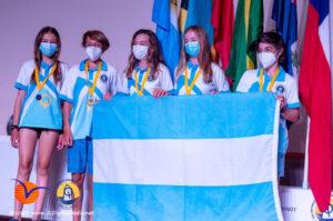 Argentina gana el Campeonato Norteamericano de Vela Optimist Riviera Nayarit 2021