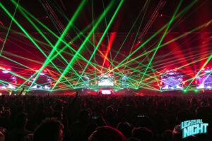 Festival Lights All Night (LAN).